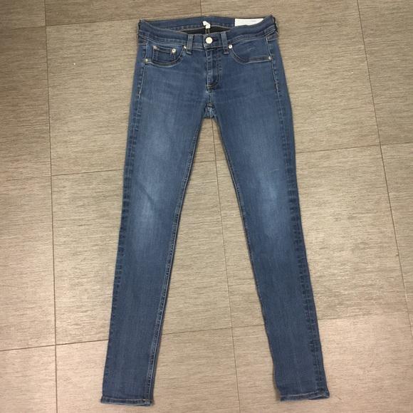 rag & bone Denim - The perfect pair of skinny jeans